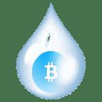 Bitcoin Faucet Logo