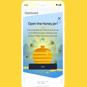 HoneyGain Daily Credits
