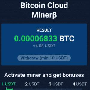 Stormgain Miner